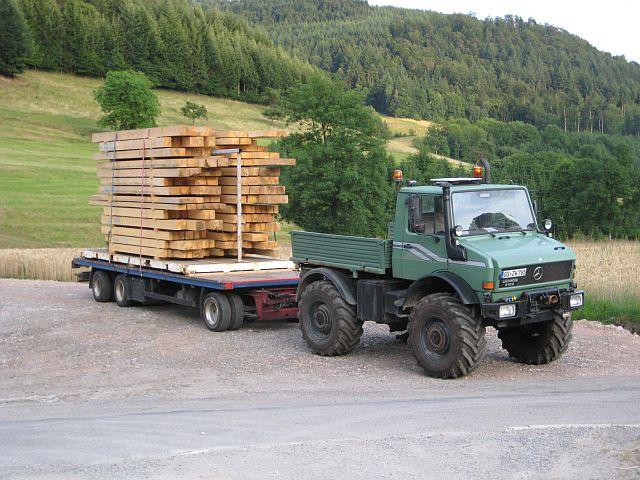 unimog mb-trac wf-trac pour utilisation forestière dans le monde - Page 5 Allerl10