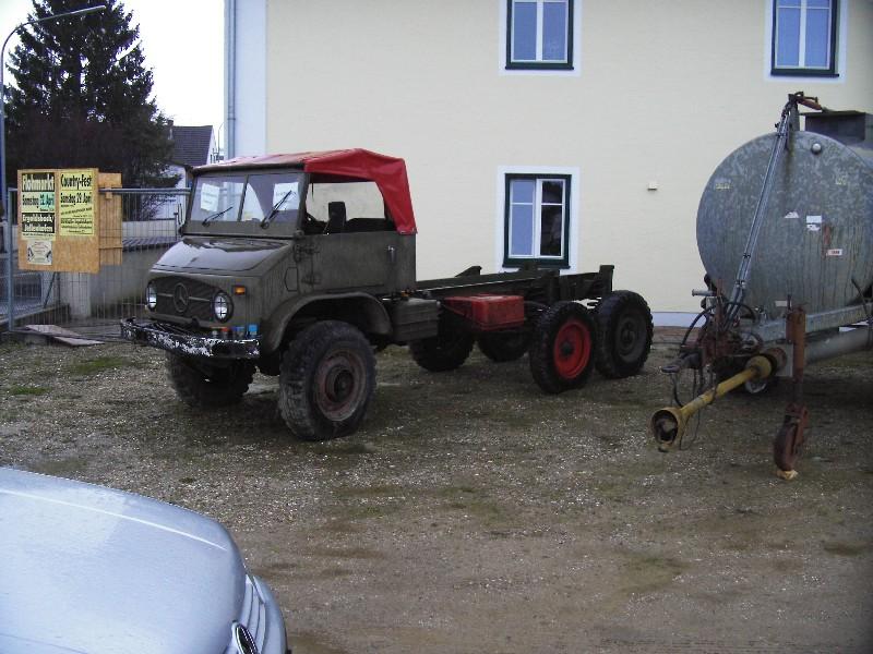 le 406 ou 416 à 6 roues D0011214