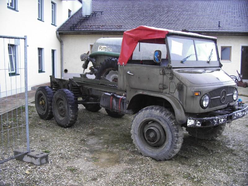 le 406 ou 416 à 6 roues D0011215