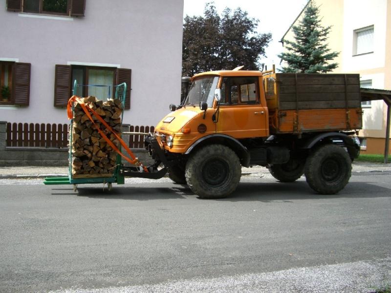 unimog mb-trac wf-trac pour utilisation forestière dans le monde - Page 2 Holztr10