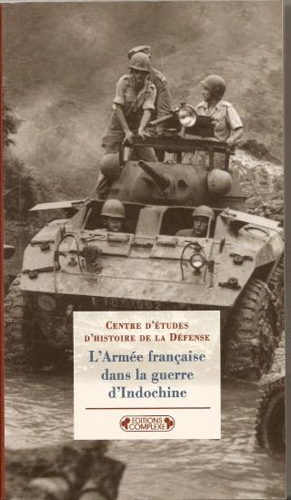 L'Armée française dans la guerre d'Indochine de Maurice Vaïsse Numari38