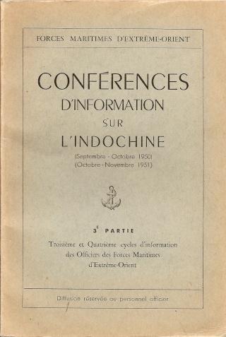 Conférences d'information sur l'Indochine Numari71