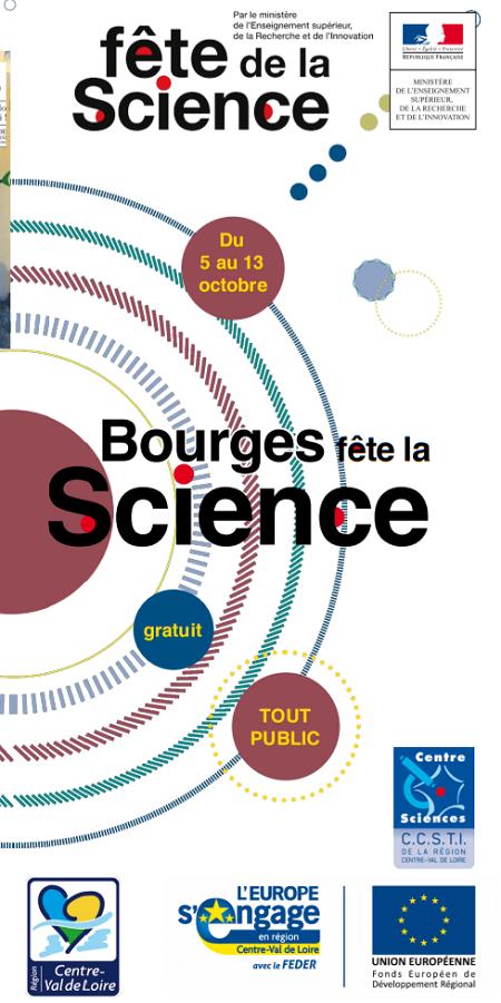 v13 - DIM 13 octobre - BOURGES - Fête de la Science */ 0011141