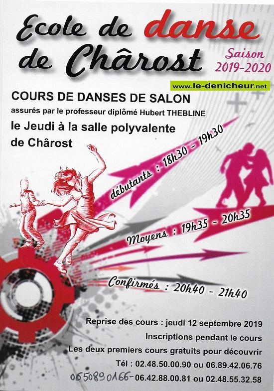 w21 - JEU 21 novembre - CHAROST - Cours de Danses de Salon. *** 0011526