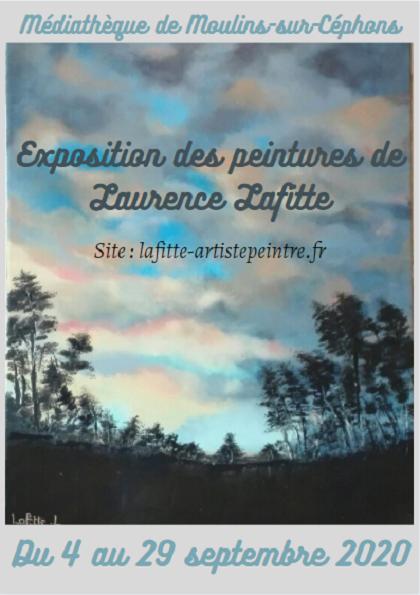 i29 - Jusqu'au 29 septembre - MOULINS /Céphon - Expositon de peintures _* 0011747