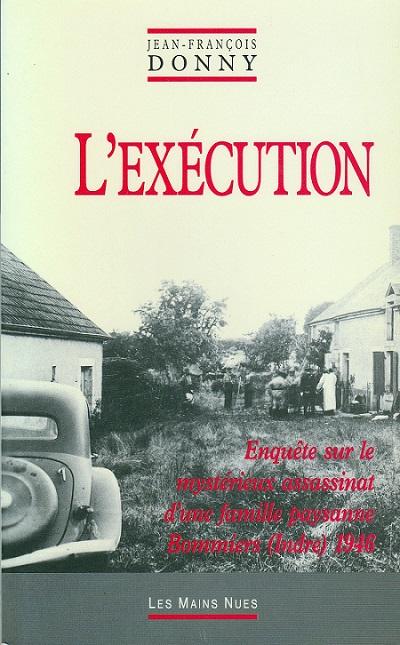 w19 - MAR 19 novembre - CHATEAUROUX - Conférence sur L'Exécution  0011796