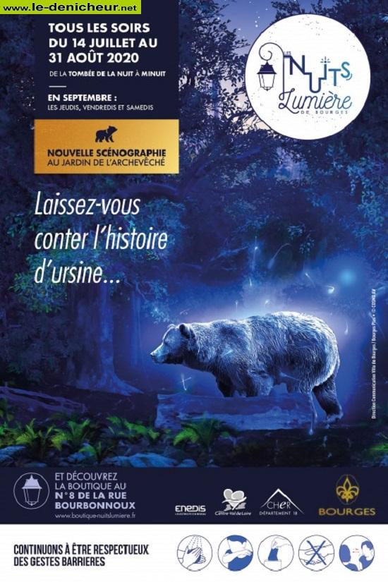 g14 - Jusqu'au 31 août - BOURGES - Les Nuits Lumière de Bourges 0012306