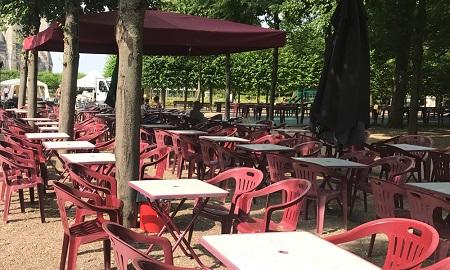 h13. BOURGES - BAR DE L'HOTEL DE VILLE - Bar, brasserie, guinguette 0012329