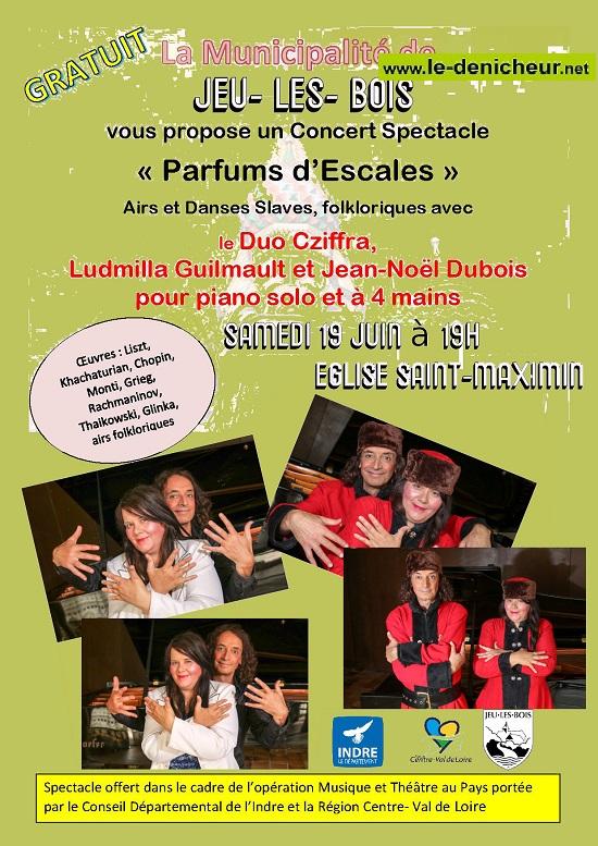 r19 - SAM 19 juin - JEU LES BOIS - Concert Spectacle _* 0012667