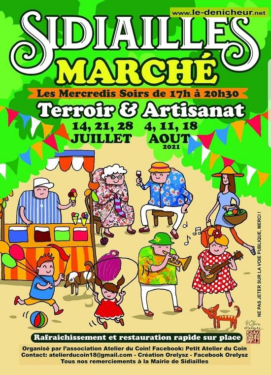 "t04 - MER 04 août - SIDIAILLES - Marché ""Terroir & Artisanat"" 0012841"
