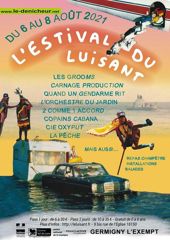t06 - Du 6 au 8 août - GERMIGNY L'EXEMPT - L'Estival du Luisant */ 0012863