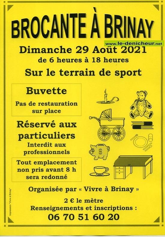 t29 - DIM 29 août - bRINAY - Brocante de Vivre à Brinay _* 0012887