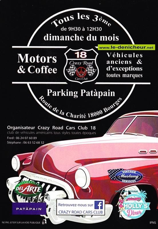 s21 - DIM 21 juillet - BOURGES -  Rassemblements de véhicules anciens et d'exception 001695
