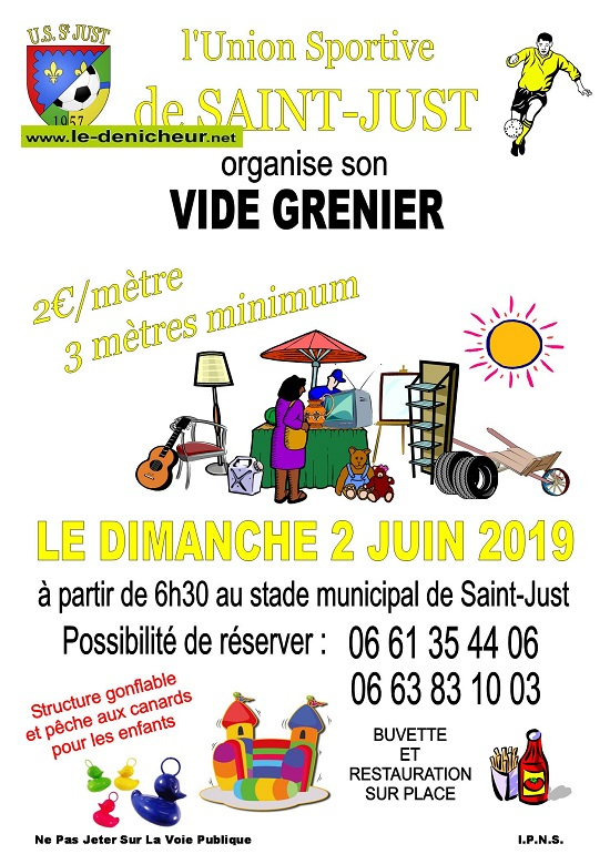 r02 - DIM 02 juin - ST-JUST - Brocante du foot _* 001919