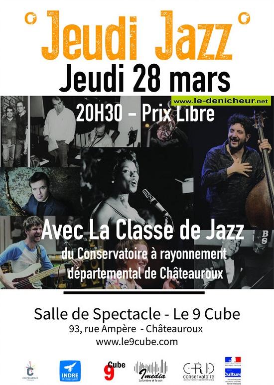 p28 - JEU 28 mars - CHATEAUROUX - Jeudi Jazz _* 001939
