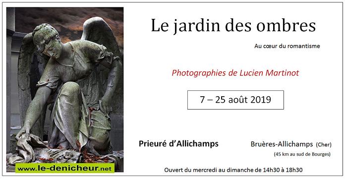 t25 - Jusqu'au 25 août - BRUERE-ALLICHAMPS - Exposition de photographies * 001979