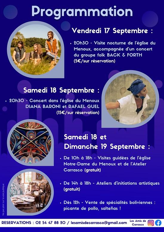 u18 - SAM 18 septembre - LE MENOUX - Journées Carrasco * 001_212