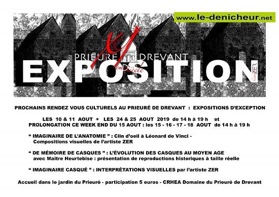 t25 - Jusqu'au 25 août - DREVANT - Exposition d'exception _* 001_23
