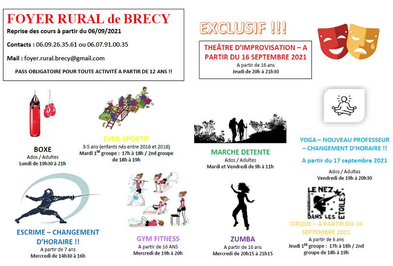 2021 - SEPTEMBRE - BRECY - Rentrée sportive pour le Foyer rural _* 001_34