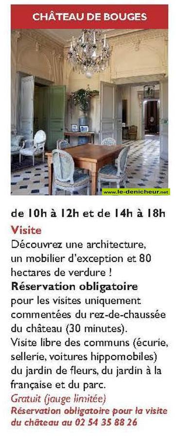 i19 - SAM 19 septembre - BOUGES LE CHÂTEAU - Jouirnées du Patrimoine _* 001_bo10