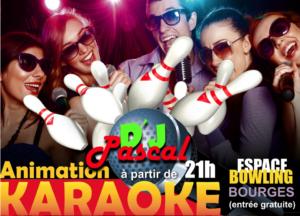 x13 - VEN 13 décembre - ST-DOULCHARD - Soirée karaoké 002138