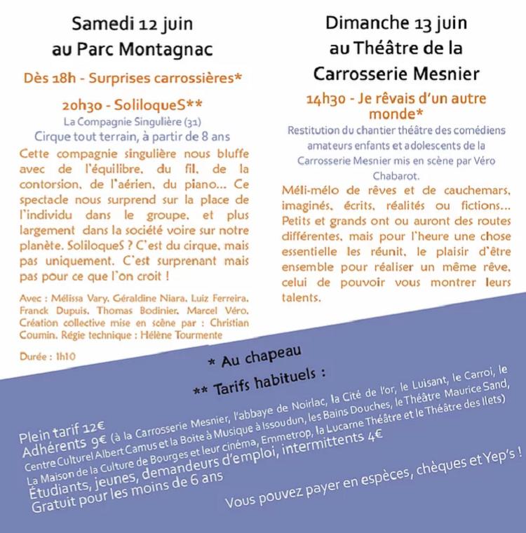r13 - DIM 13 juin - ST-AMAND-MONTROND - Fête de la Carro _* 002226