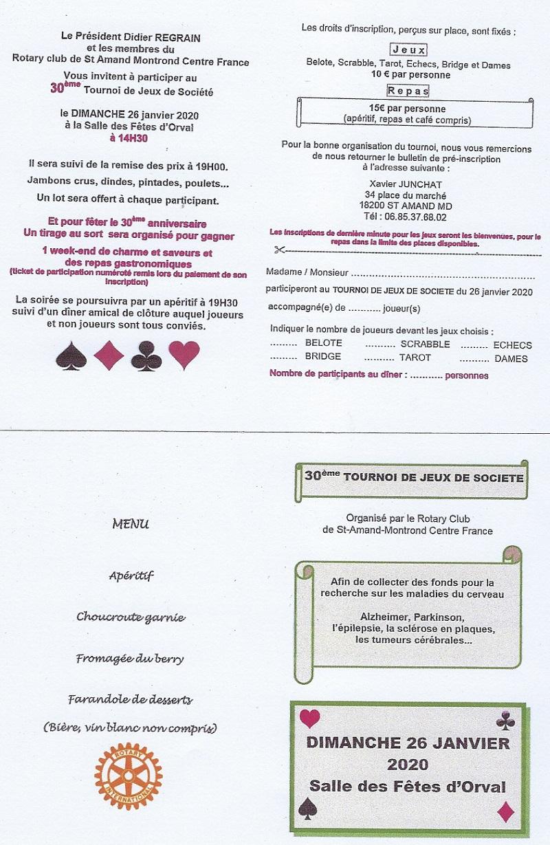 a26 - DIM 26 janvier - ORVAL - Tournoi de Jeux de Société */ 002259