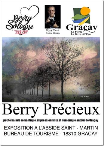 """r27 - Jusqu'au 27 juin - GRACAY - Exposition """"Berry Précieux"""" 002364"""