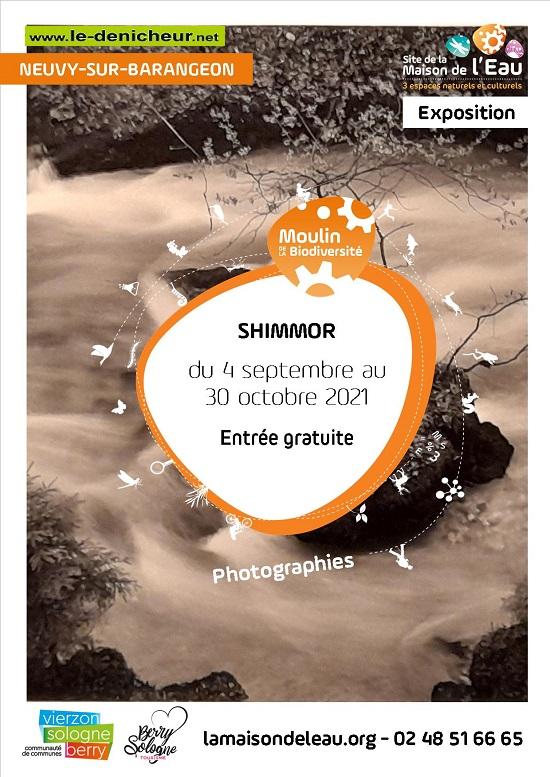 v30 - Jusqu'au 30 octobre - NEUVY /Barangeon - Exposition photographies _* 002496