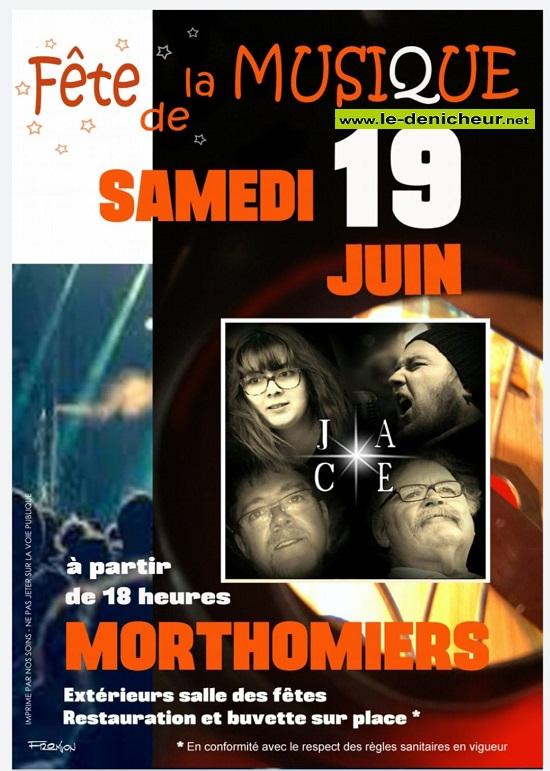 r19 - SAM 19 juin - MORTHOMIERS - Jace en concert * 003110