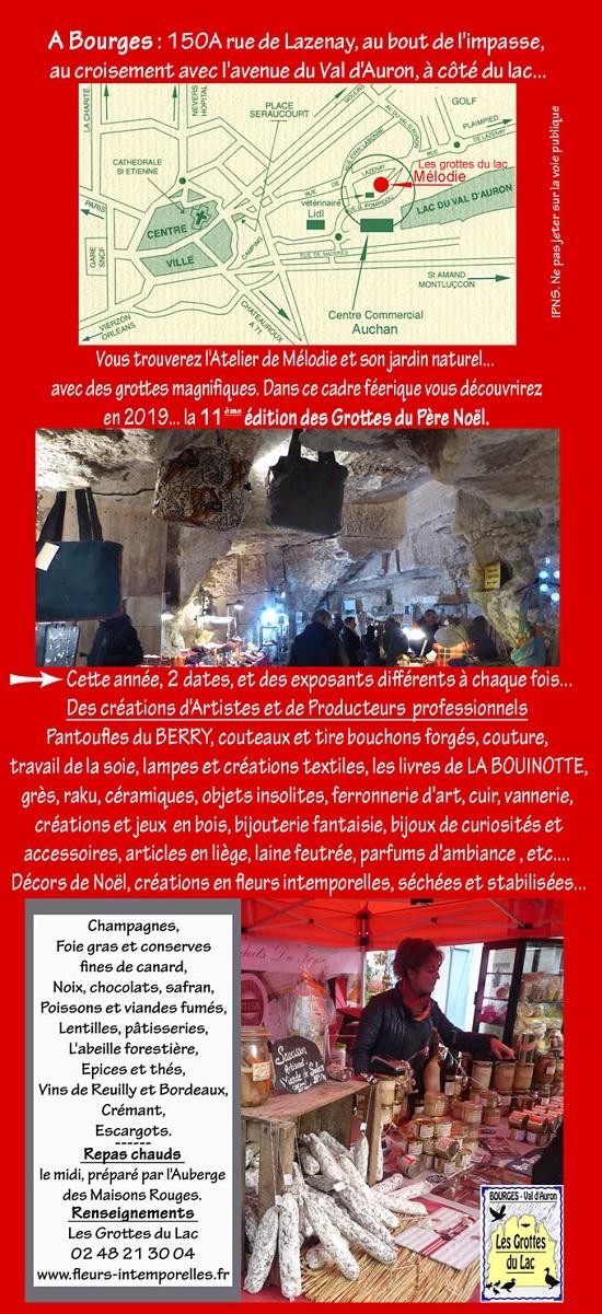 x21 - SAM 21 décembre - BOURGES - 11ème Grottes du Père Noël */ 00373