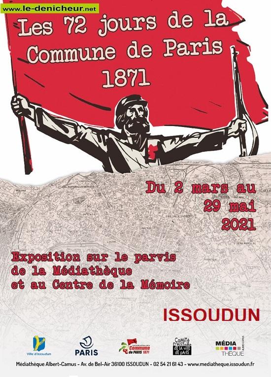 q29 - Jusqu'au 29 mai - ISSOUDUN - Expo: Les 72 jours de la commune de Paris 003_co11