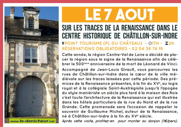 t07 - MER 07 août - CHATILLON /Indre - Les Mercredis de l'été */ 00614
