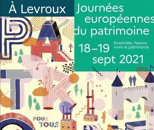 u18 - SAM 18 septembre - LEVROUX - Journées Européennes  du Patrimoine 0090210
