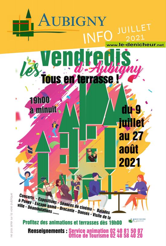 t20 - VEN 20 août - AUBIGNY /Nère - Les Vendredis d'Aubigny  00913