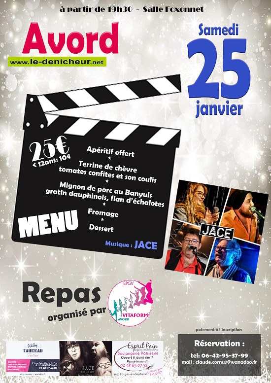 a25 - SAM 25 janvier - AVORD - Repas dansant avec Jace */ 01-25_16
