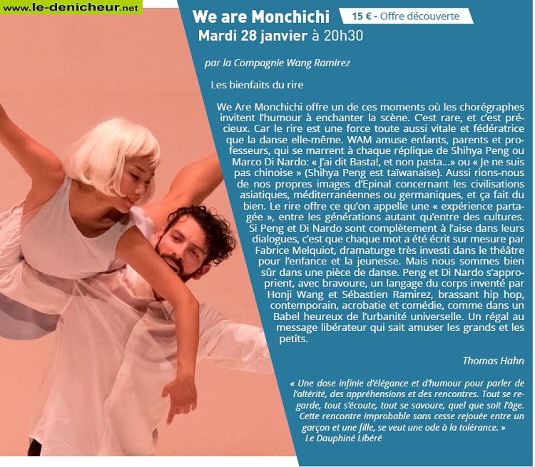 a28 - MAR 28 janvier - VIERZON - We are Monchichi (spectacle) 01-2810
