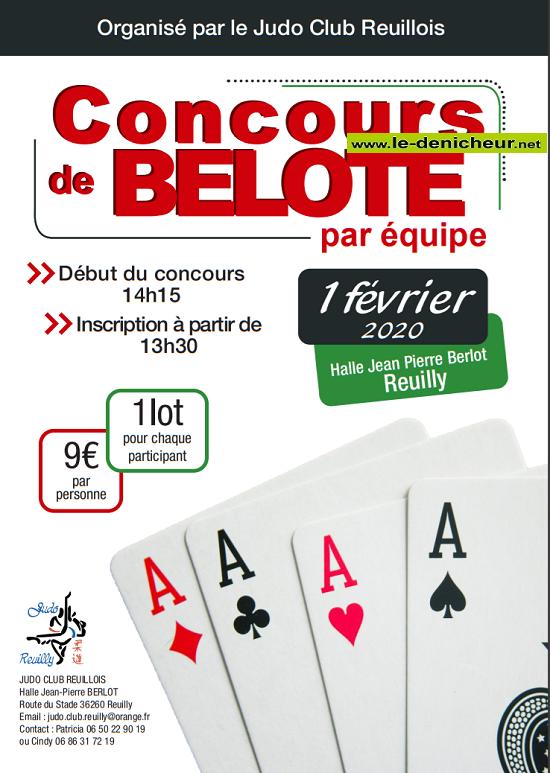 b01 - SAM 01 février - REUILLY - Concours de belote */ 02-01_13
