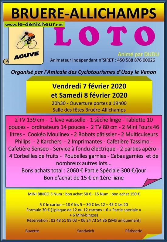 b08 - SAM 08 février - BRUERE-ALLICHAMPS - Loto de l'ACUVE */ 02-07_13
