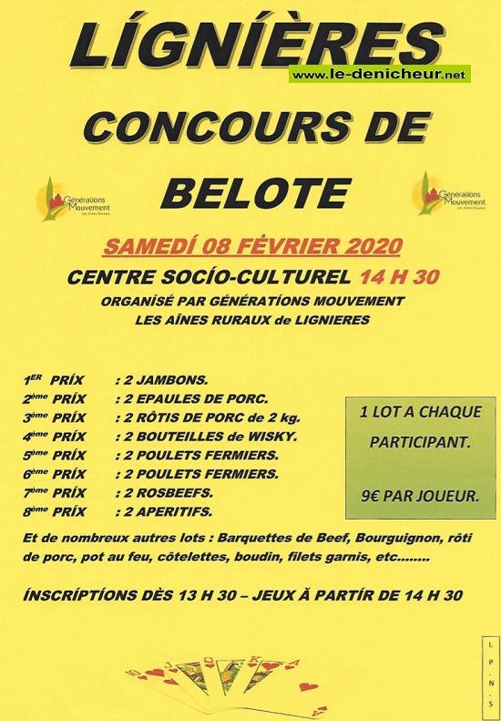 b08 - SAM 08 février - LIGNIERES - Concours de belote */ 02-08_13