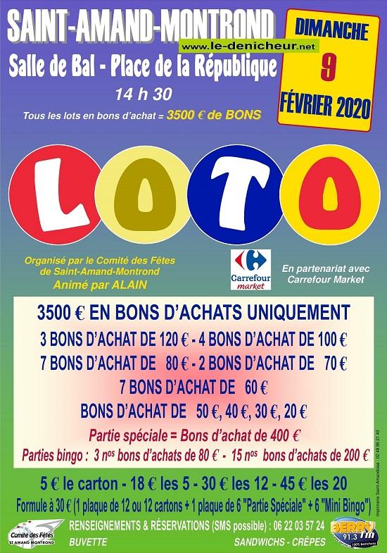 b09 - DIM 09 février - ST-AMAND-MONTROND - Loto du comité des fêtes */ 02-09_42