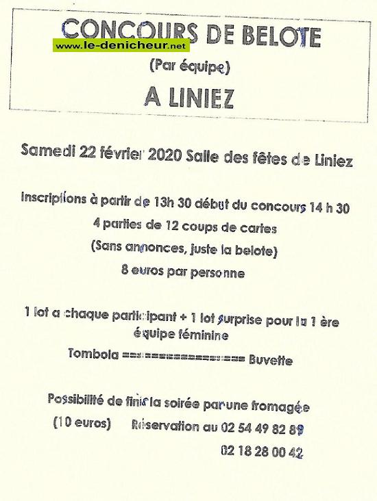 b22 - SAM 22 février - LINIEZ - Concours de belote .*/ 02-22_13
