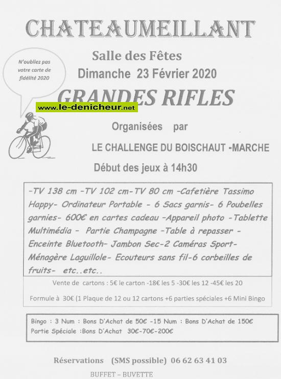 b23 - DIM 23 février - CHATEAUMEILLANT - Rifles du Challenge du Boischaut-Marche*/ 02-23_18