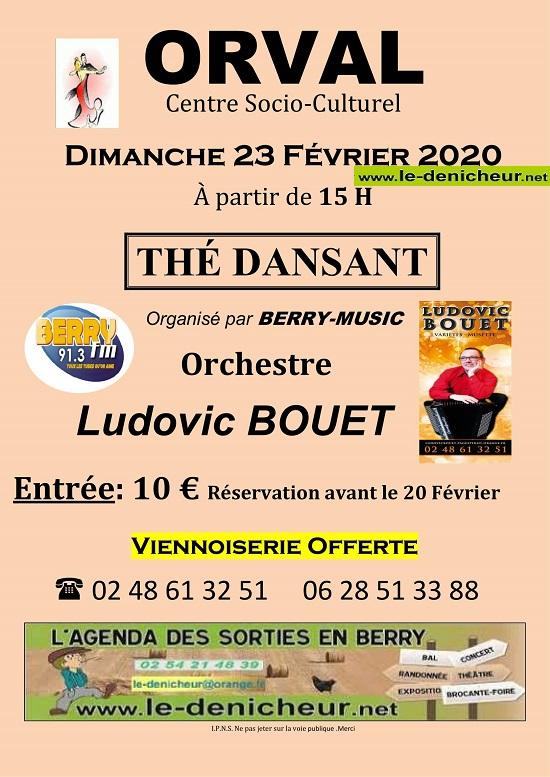 zb23 - DIM 23 février - ORVAL - Thé dansant avec Ludovic Bouet */ 02-23_30