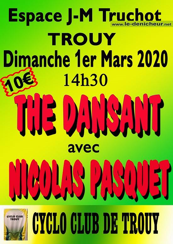 c01 - DIM 01 mars - TROUY - Thé dansant avec Nicolas Pasquet */ 03-01_15