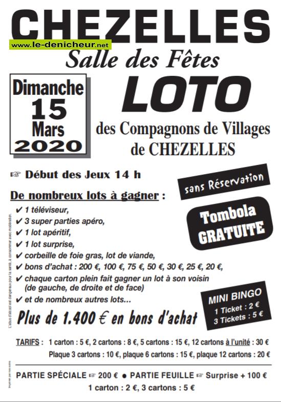 c15 - DIM 15 mars - CHEZELLES - Loto des Compagnon de Villages */ 03-15_14