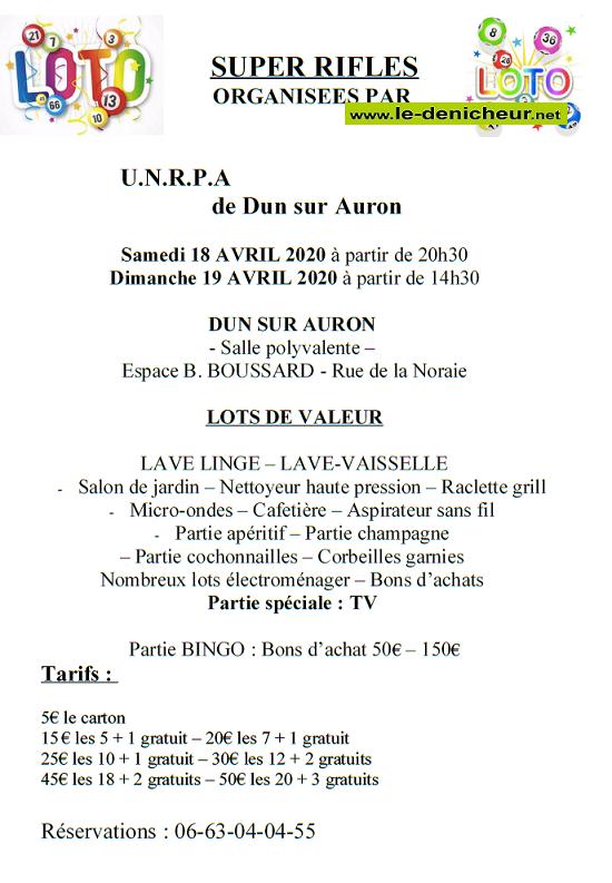 d19 - DIM 19 avril - DUN /Auron - Rifles de l'UNRPA */ 04-18_11