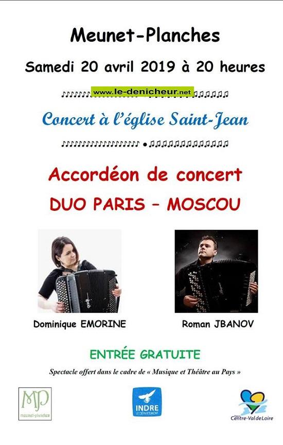 p20 - SAM 20 avril - MEUNET-PLANCHES - Concert à l'église * 04-20_18