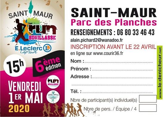 e01 - VEN 01 mai - ST-MAUR - 6ème Run Bouillasse */ 05-01_28