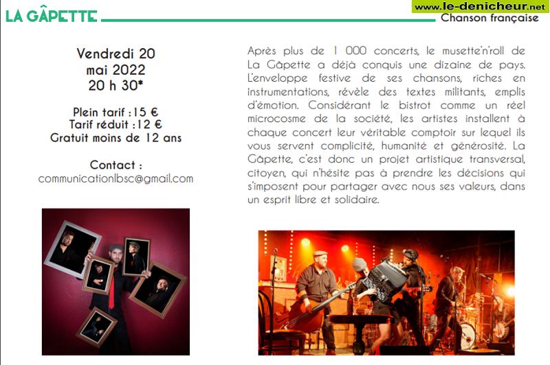ye20 - VEN 20 mai - LE POINCONNET - La Gâpette (chanson française) 05-20_11